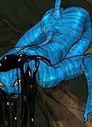 The Avatar Erotic Cartoons