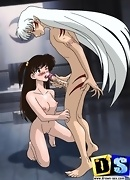 InuYasha gets great sex